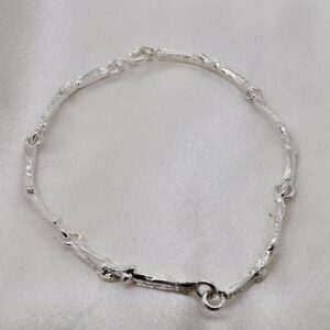 Armlenke blåbær sølv